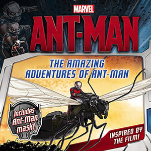 The Amazing Adventures of Ant-Man, [Product Type] - Daves Deals
