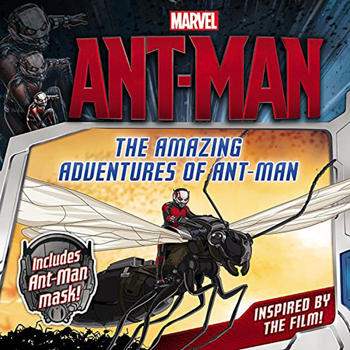 The Amazing Adventures of Ant-Man
