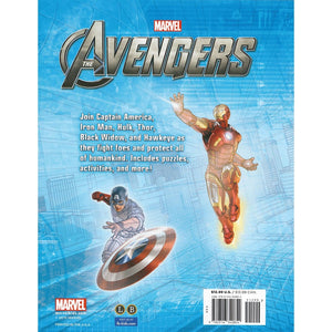 Marvel's the Avengers: The Doodle Book, [Product Type] - Daves Deals