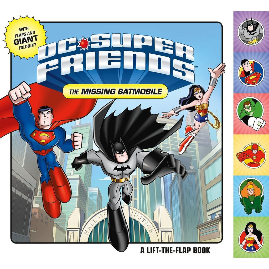 DC Super Friends: The Missing Batmobile, [Product Type] - Daves Deals
