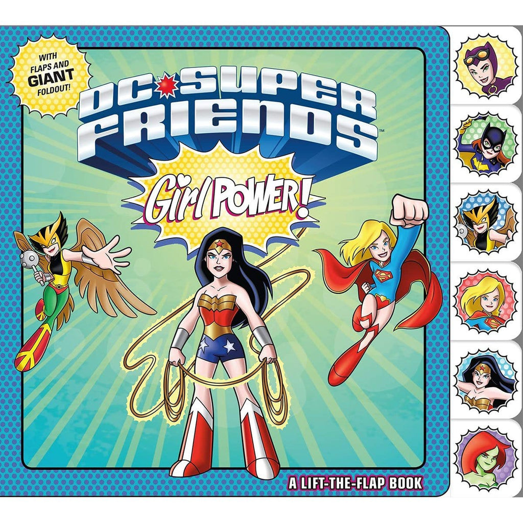 DC Super Friends: Girl Power!, [Product Type] - Daves Deals