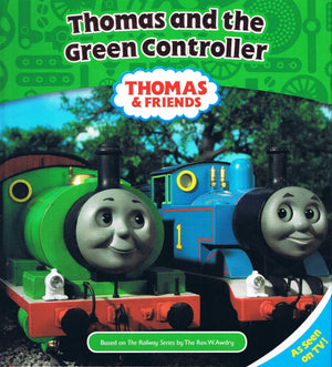 Thomas And The Green Controller, by The Rev. W. Awdry., [Product Type] - Daves Deals