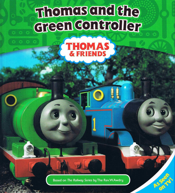 Thomas And The Green Controller, by The Rev. W. Awdry.