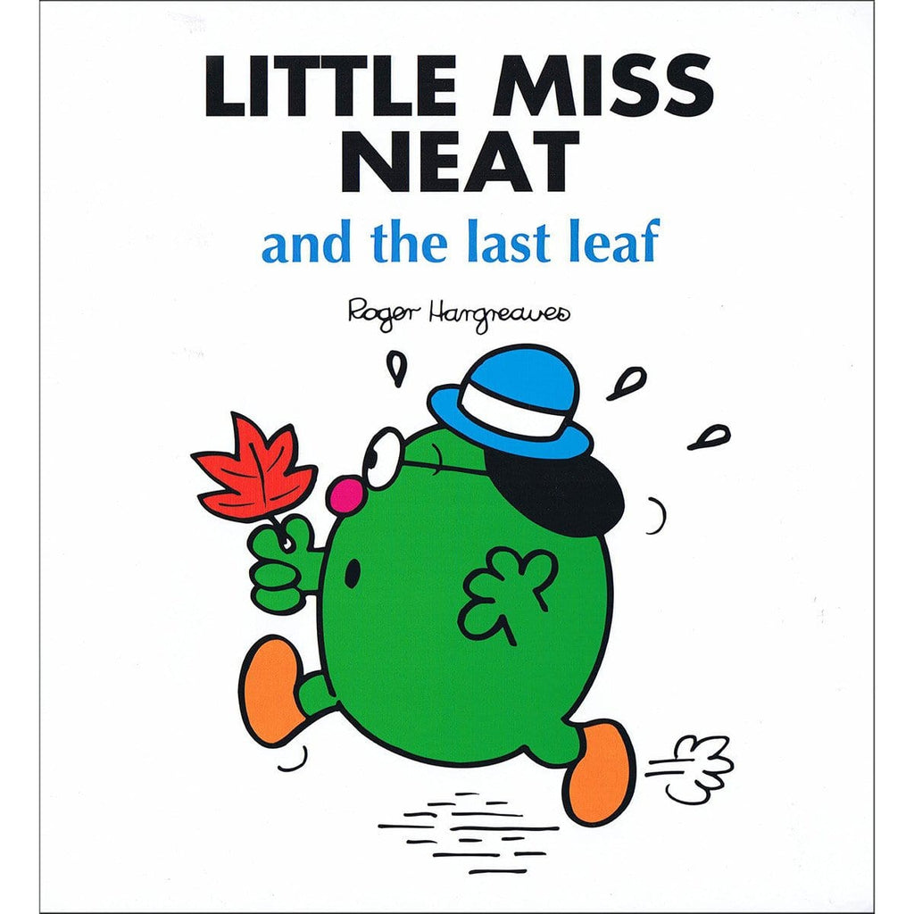 Little Miss Neat And The Last Leaf - By Roger Hargreaves, [Product Type] - Daves Deals