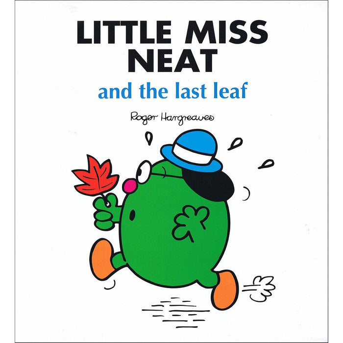 Little Miss Neat And The Last Leaf - By Roger Hargreaves