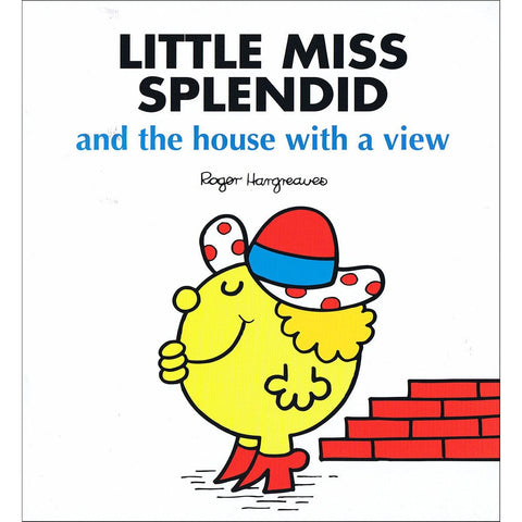 Little Miss Splendid And The House With A View - Books - Daves Deals