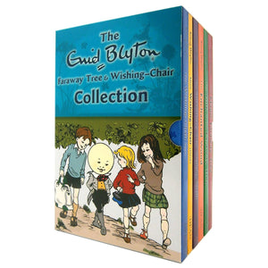 The Faraway Tree & Wishing Chair Collection - By Enid Blyton, [Product Type] - Daves Deals