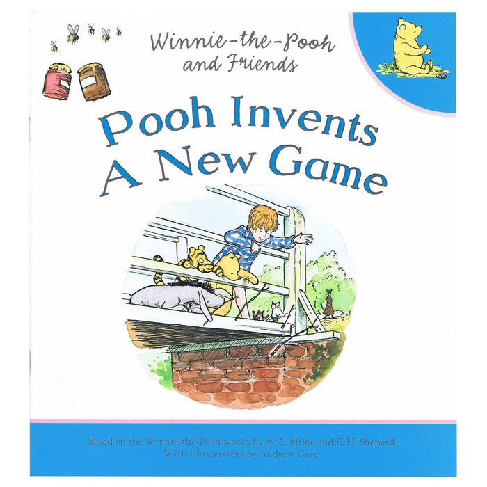 Winnie-the-Pooh and Friends - Pooh Invents A New Game