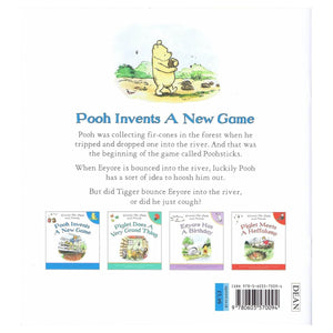 Winnie-the-Pooh and Friends - Pooh Invents A New Game, [Product Type] - Daves Deals