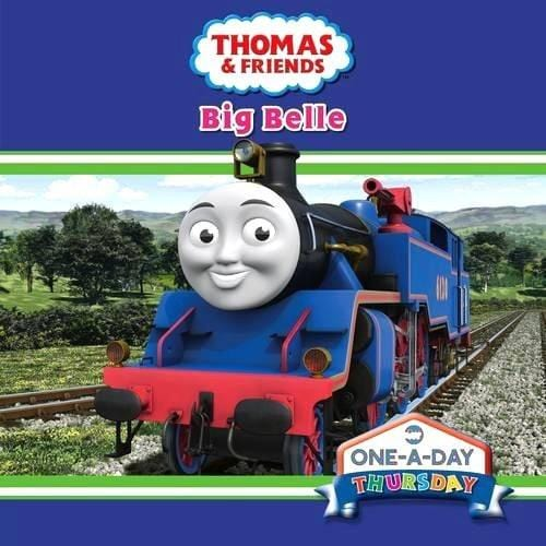 Thomas & Friends One-A-Day Thursday - Big Belle, [Product Type] - Daves Deals