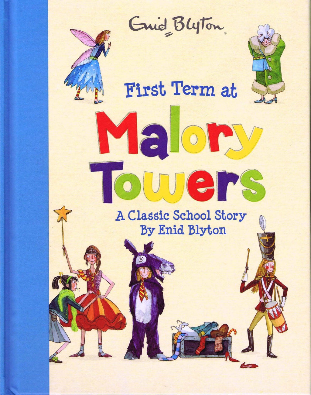 Malory Towers Treasury by Enid Blyton -  - Daves Deals