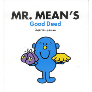 Mr. Mean's Good Deed  - By Roger Hargreaves, [Product Type] - Daves Deals