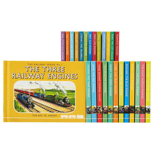 Thomas The Tank Engine: The Classic Library Hardcover, [Product Type] - Daves Deals