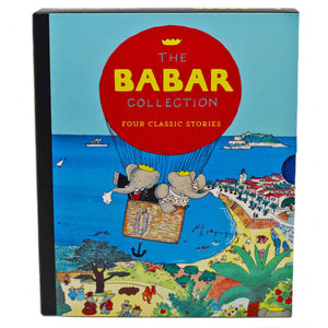The Babar Collection: 4 Books, [Product Type] - Daves Deals