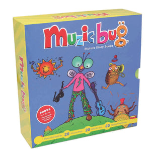 Muzicbug Boxset, [Product Type] - Daves Deals