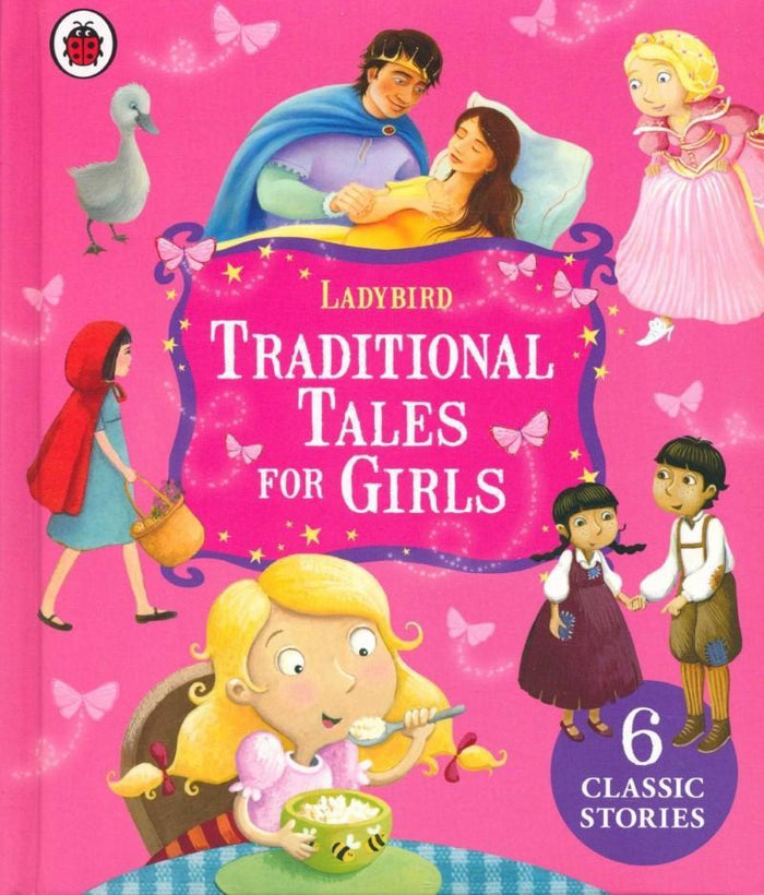 Traditional Tales For Girls