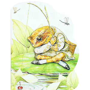 Jeremy Fisher - By Beatrix Potter - Daves Deals