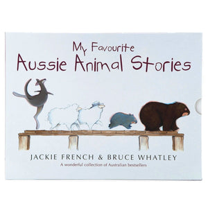 My Favourite Aussie Animal Stories Collection, [Product Type] - Daves Deals