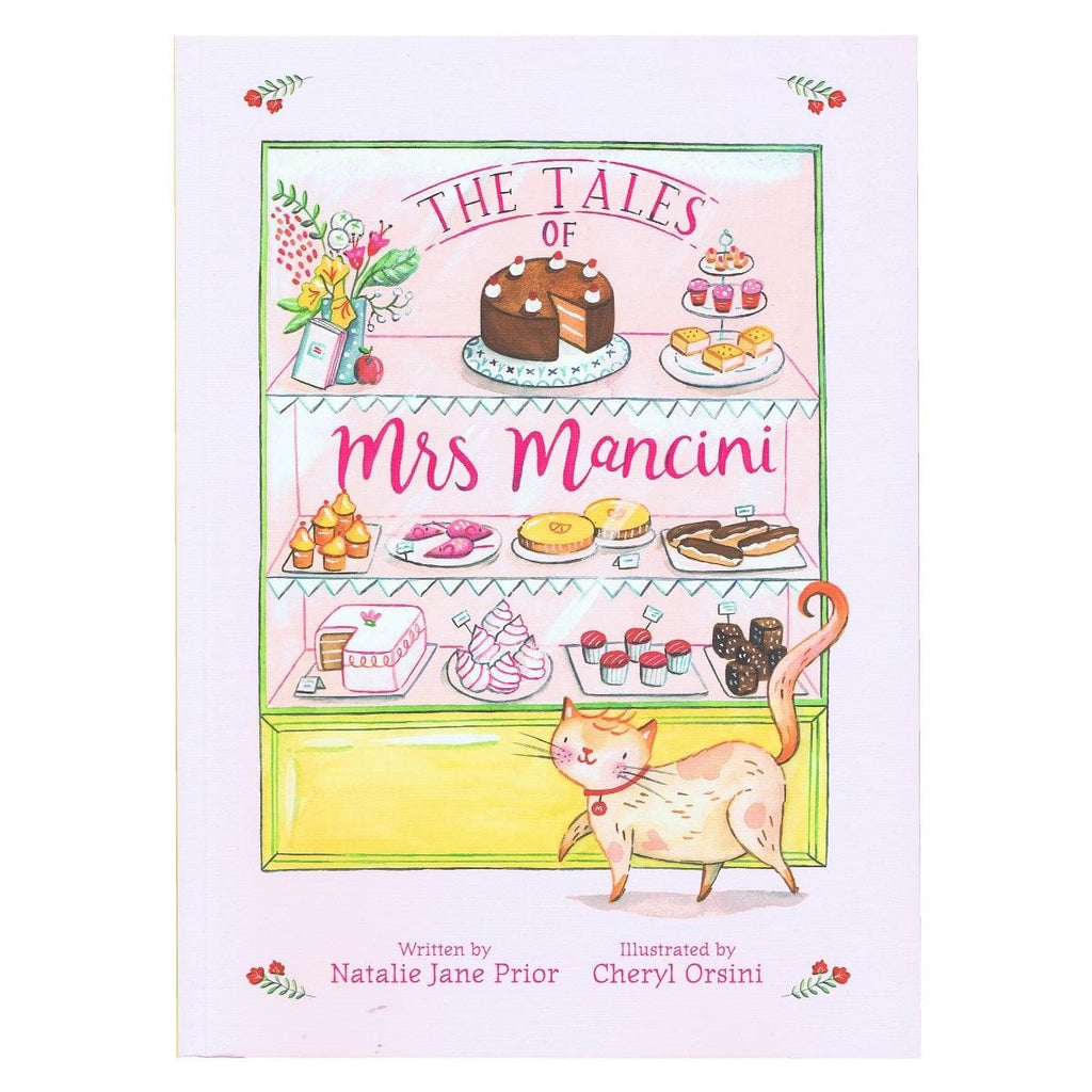 The Tales of Mrs Mancini, [Product Type] - Daves Deals