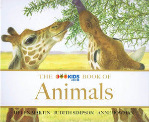 The ABC Book of Animals, [Product Type] - Daves Deals