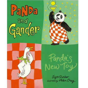 Panda And Gander - By Joyce Dunbar, Illustrated by Helen Craig, [Product Type] - Daves Deals