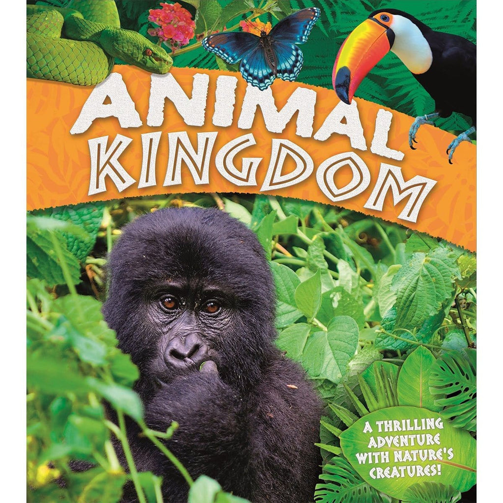 Animal Kingdom: A Thrilling Adventure with Nature's Creatures, [Product Type] - Daves Deals