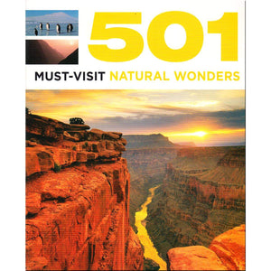 501 Must-Visit Natural Wonders, By David Brown ,Jackum Brown and Arthur Findlay, [Product Type] - Daves Deals