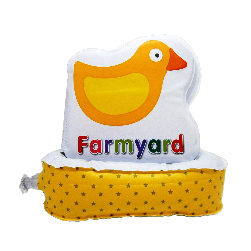 Floatee Book: Farm Yard, [Product Type] - Daves Deals