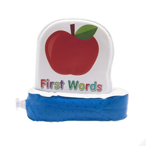 Floatee Book : First Words Bath Book - Books - Daves Deals