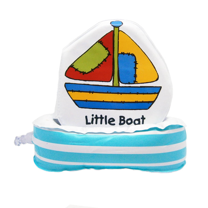 Bath Time Boat, by Jo Joof
