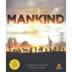 Mankind: The Story of All Of Us, [Product Type] - Daves Deals