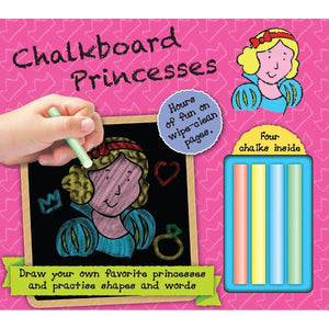 Chalkboard Princesses, [Product Type] - Daves Deals
