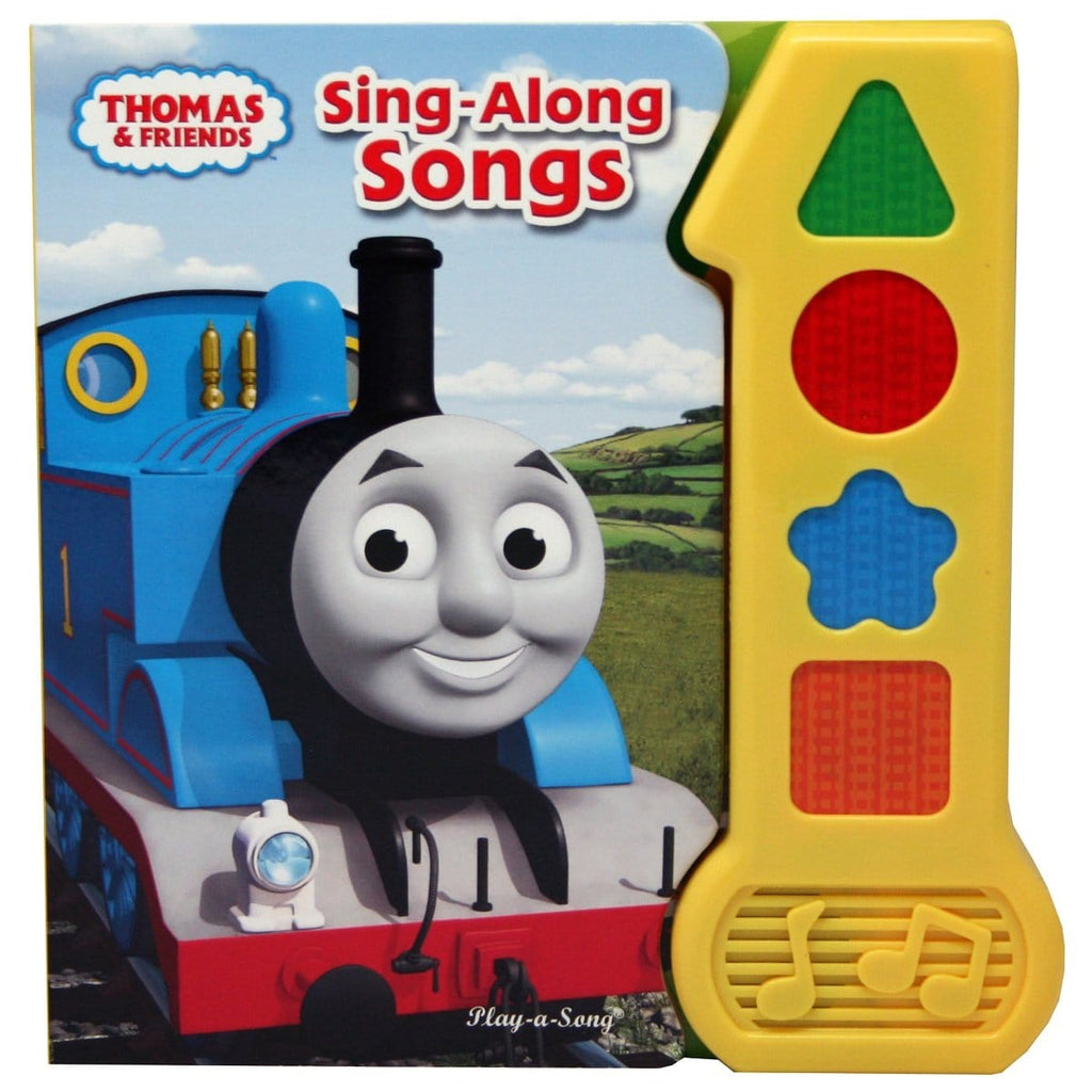 Thomas & Friends Sing-Along Songs Play-a-Sound Book, [Product Type] - Daves Deals