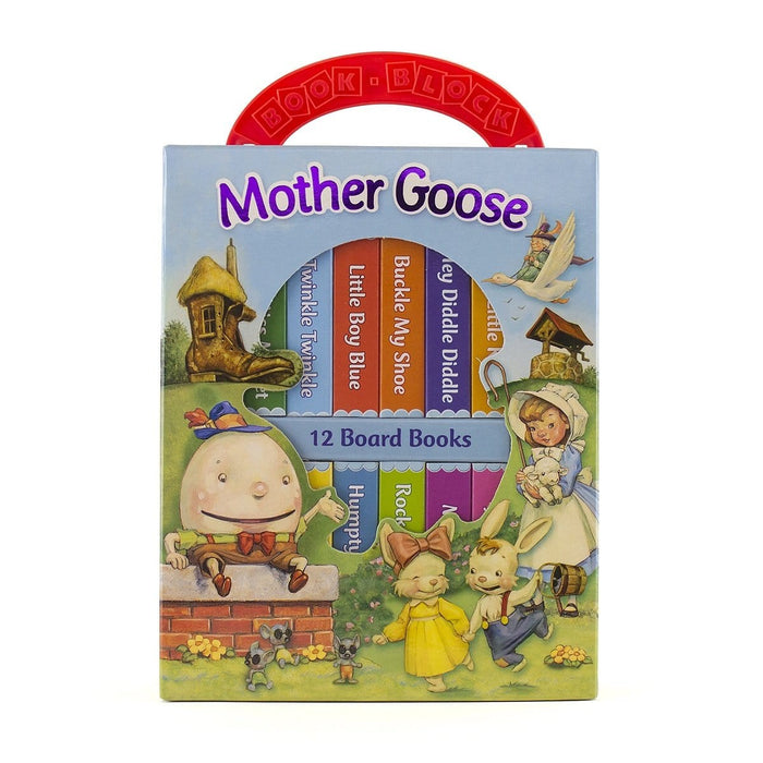 Mother Goose - My First Library