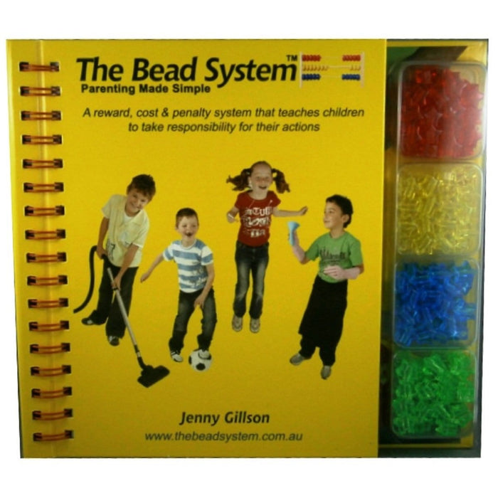 The Bead System : Parenting Made Simple, by Jenny Gillson