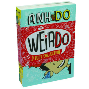 Anh Do - Weirdo-  3 Book Collectiom