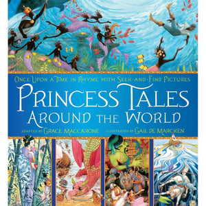 Princess Tales Around the World, [Product Type] - Daves Deals