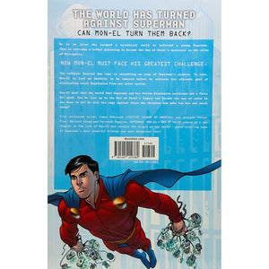 Superman Mon El TP Vol 02 Man Of Valor, [Product Type] - Daves Deals