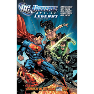 DC Universe Online Legends V2, [Product Type] - Daves Deals
