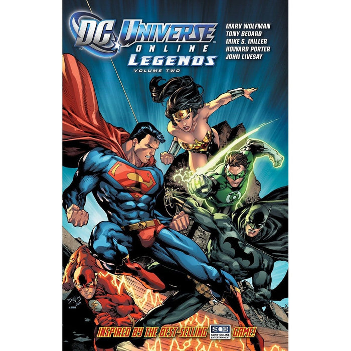 DC Universe Online Legends V2