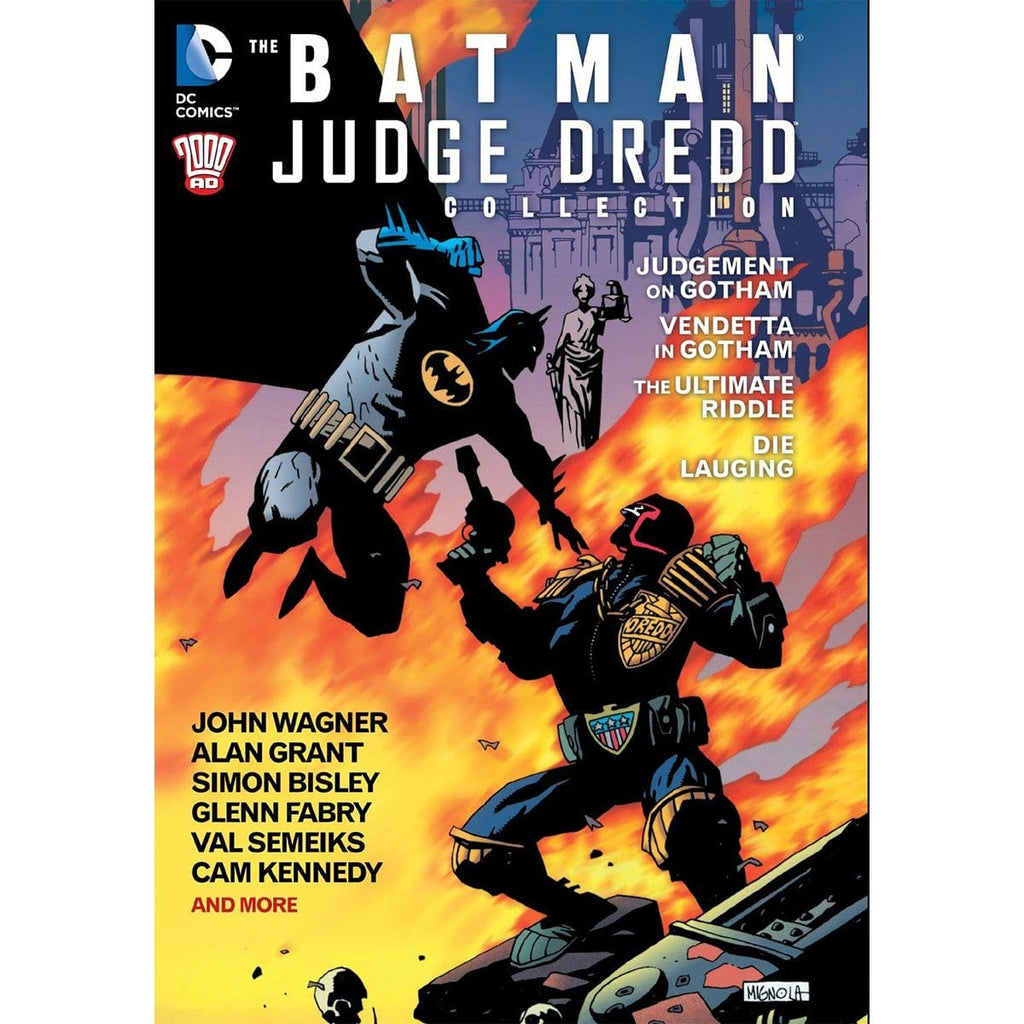 B/Man & Judge Dredd Coll., [Product Type] - Daves Deals