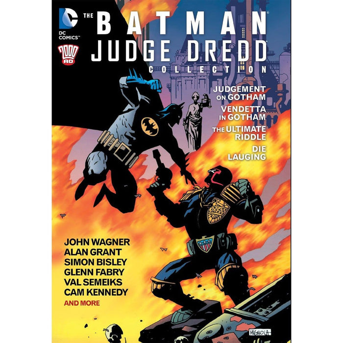 B/Man & Judge Dredd Coll.