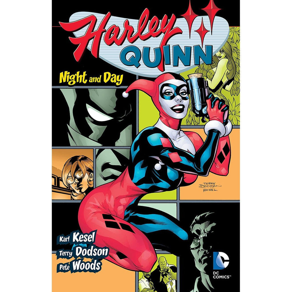 Harley Quinn: Night and Day, [Product Type] - Daves Deals