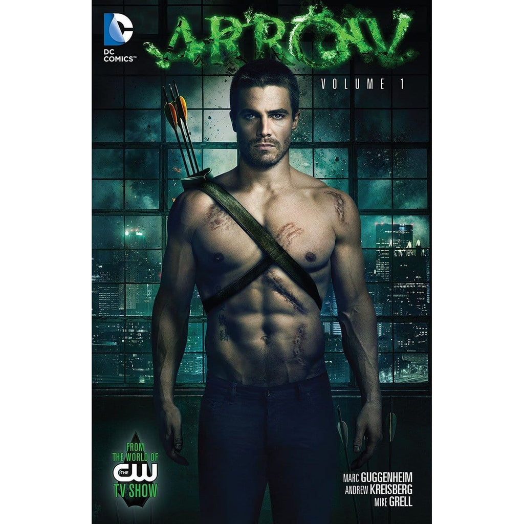 Arrow: Volume 1 PB