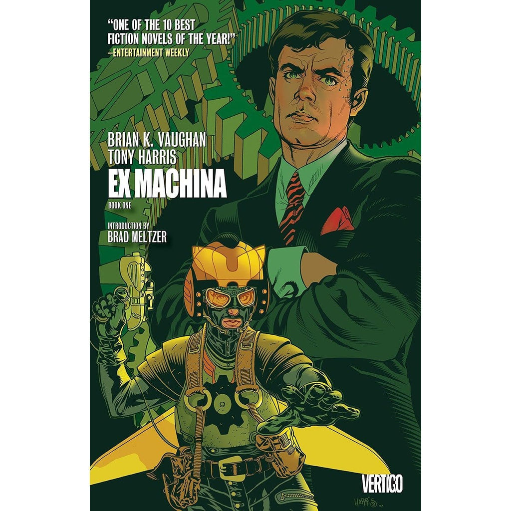 Ex Machina Book 1