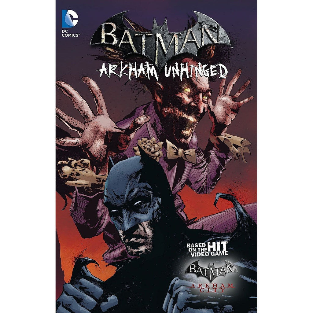 Batman: Arkham Unhinged Volume 3, [Product Type] - Daves Deals