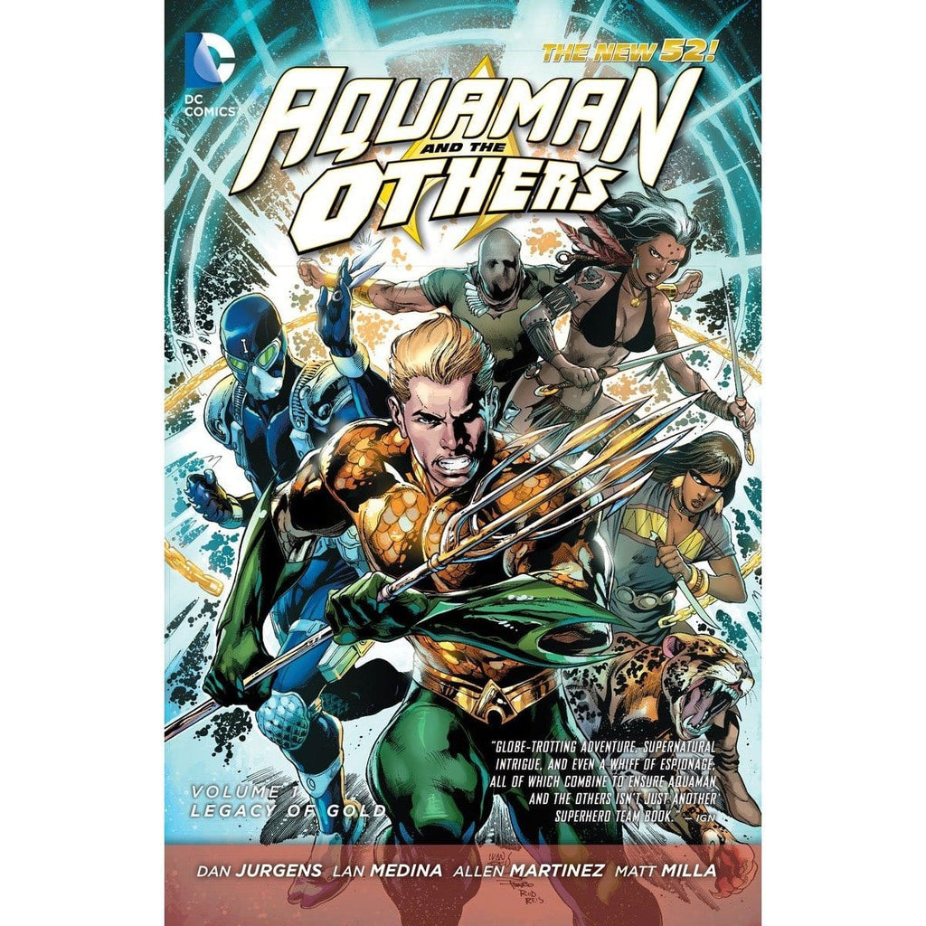Aquaman and the Others Vol 1: Legacy, [Product Type] - Daves Deals