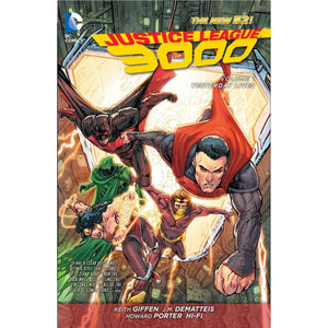 Justice League 3000 Vol. 1: Yesterday, [Product Type] - Daves Deals