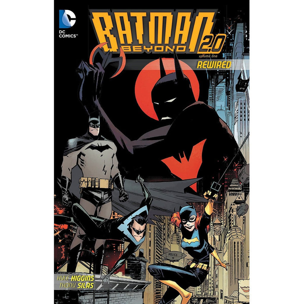 Batman Beyond 2.0 PB, [Product Type] - Daves Deals