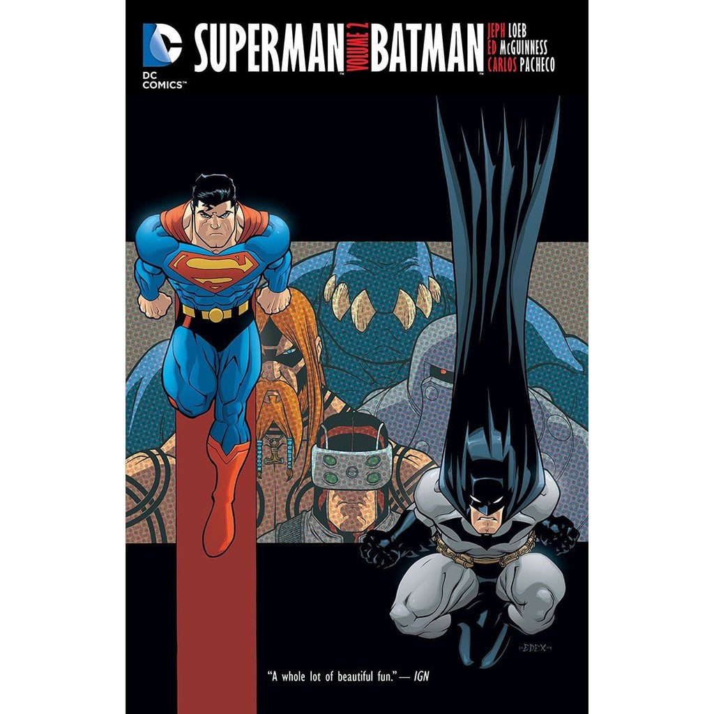 SuperMan and BatMan Vol. 2, [Product Type] - Daves Deals